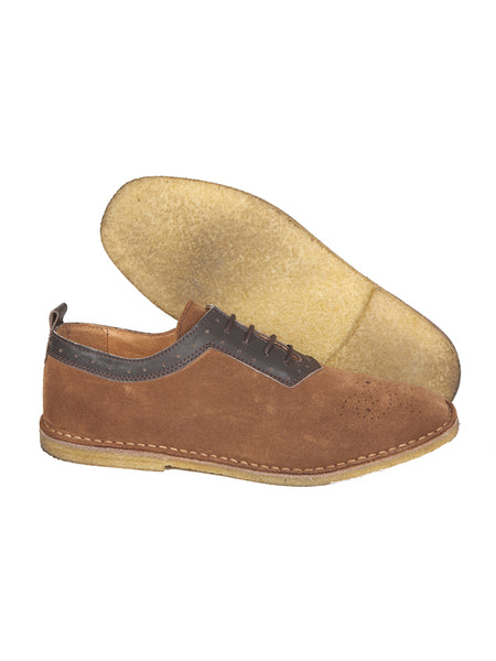 Delicious Junction Brown Connett Shoes