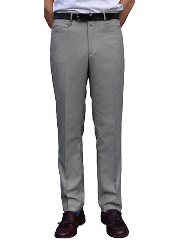 Get Up Dogtooth Slim Fit Trousers