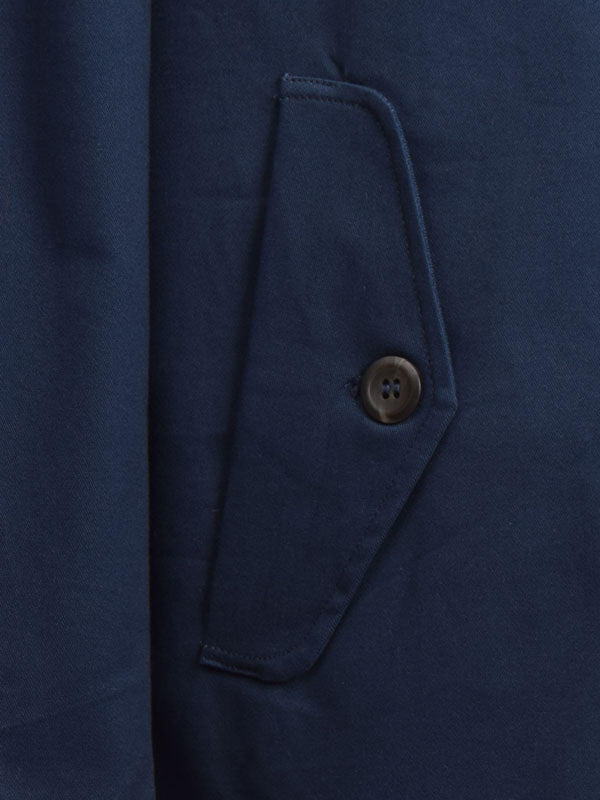 Real Hoxton Classic Navy Mac