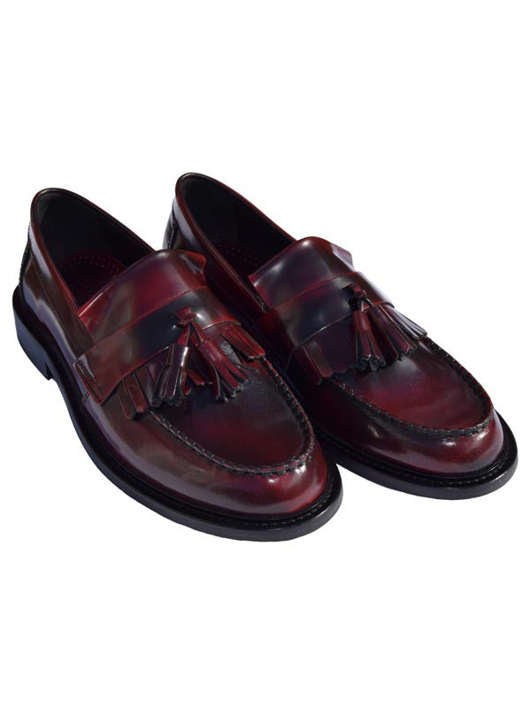 Ikon Original Bordo Selecta Loafers