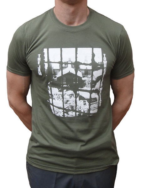Town Called Malice Military Green T Shirt