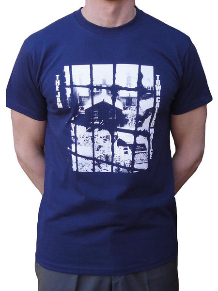 Town Called Malice Navy T Shirt