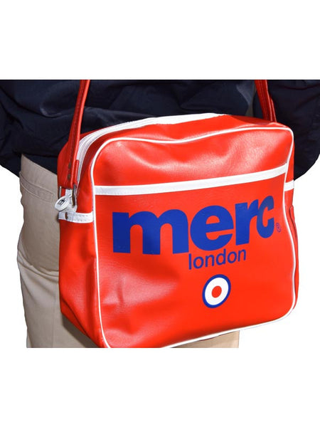 Merc Red Airline Bag