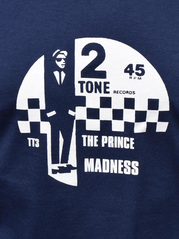 Madness The Prince Navy T Shirt