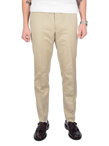 Relco Khaki Sta Press Trousers