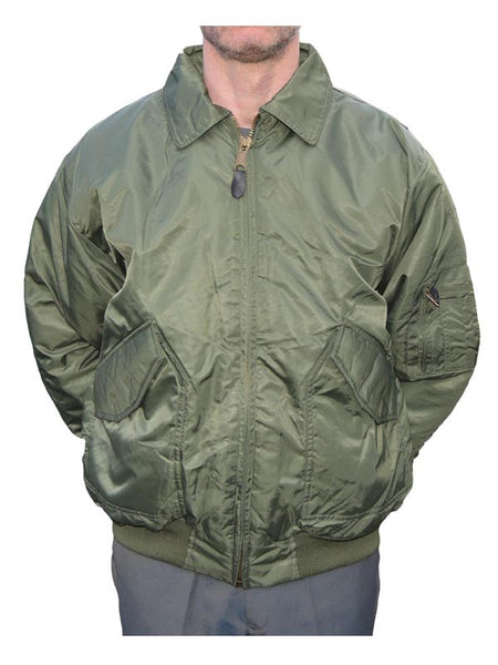 Relco Olive Green MA2 Jacket