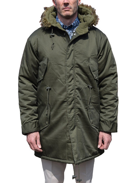 Relco Olive Fishtail US Army Parka