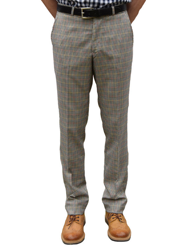 Relco Tweed Sta Press Trousers