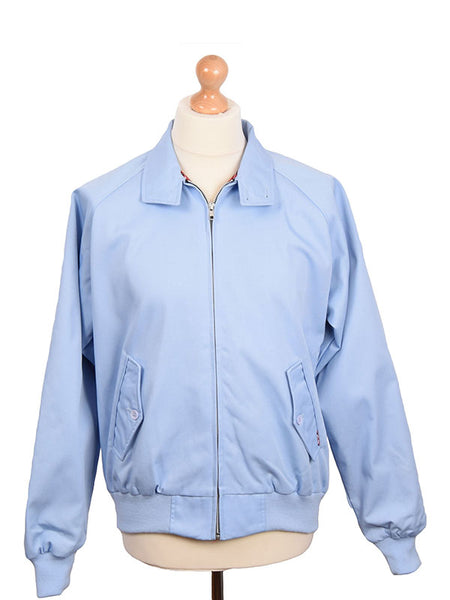 Combat Sky Blue Harrington