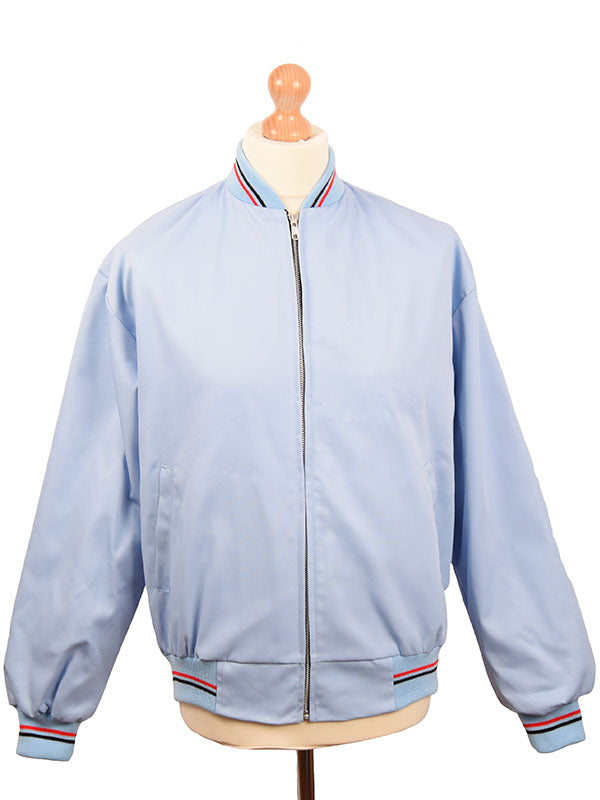 Relco Sky Blue Monkey Jacket