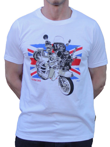 Stomp All Mod Cons T Shirt