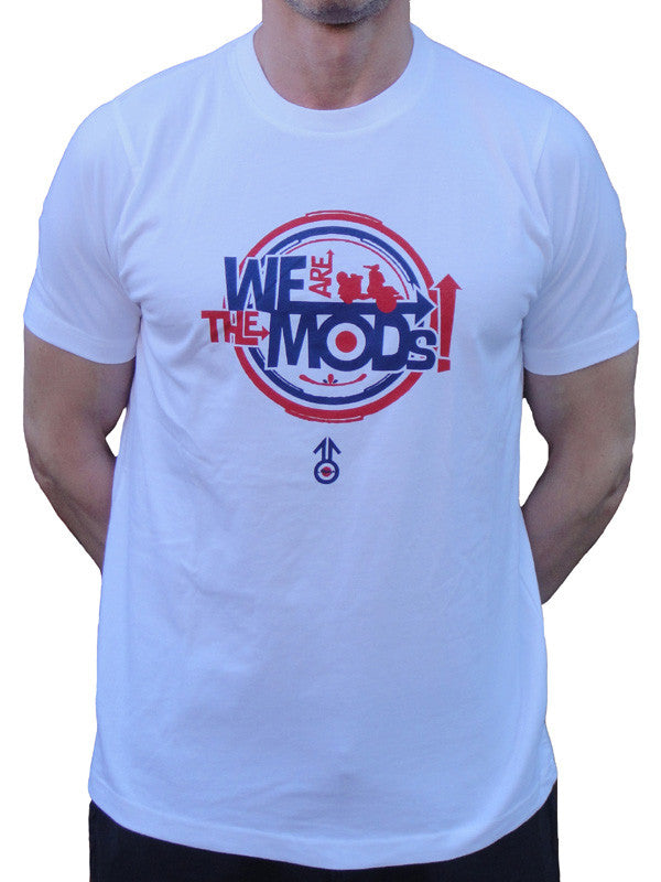 Stomp We Are The Mods T Shirt