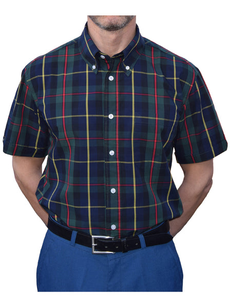 Warrior Black Watch Check Shirt