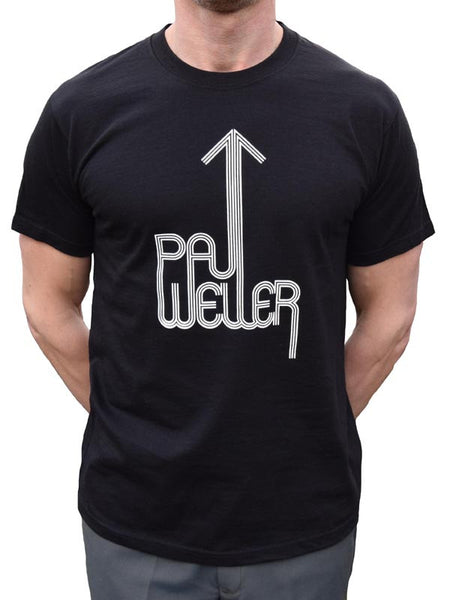 Paul Weller Black T Shirt