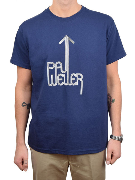 Paul Weller Navy T Shirt