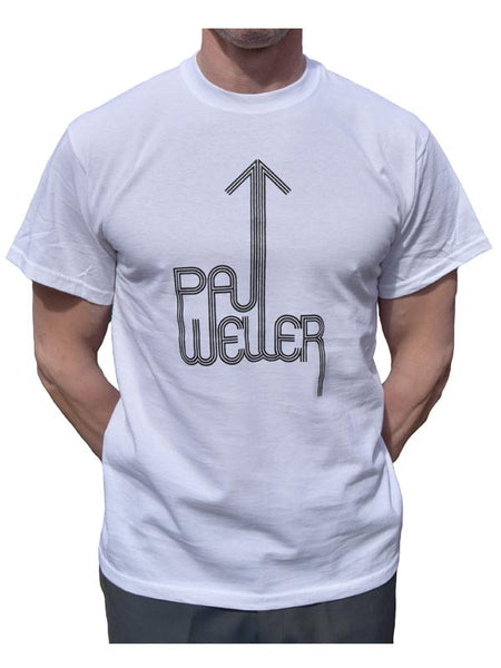 Paul Weller White T Shirt