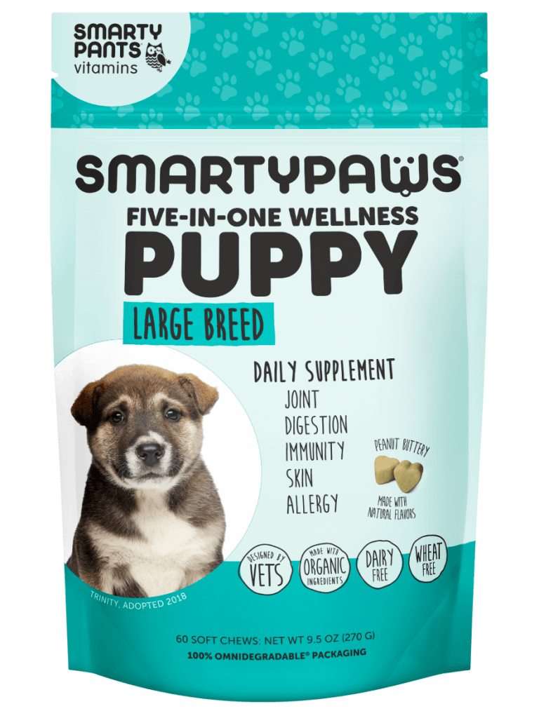 SmartyPaws Puppy Large Breed