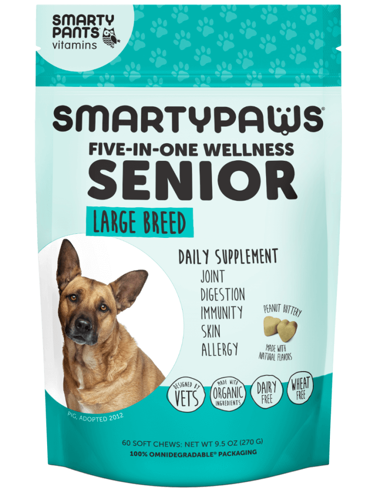 SmartyPaws Senior Adult Breed