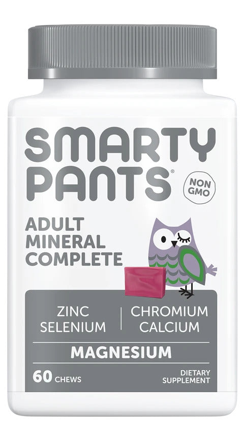 SmartyPants Adult Mineral Complete