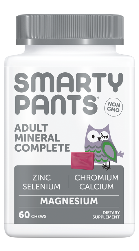 Smarty Pants Adult Mineral Complete