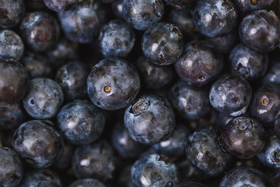 Blueberry Detox Food