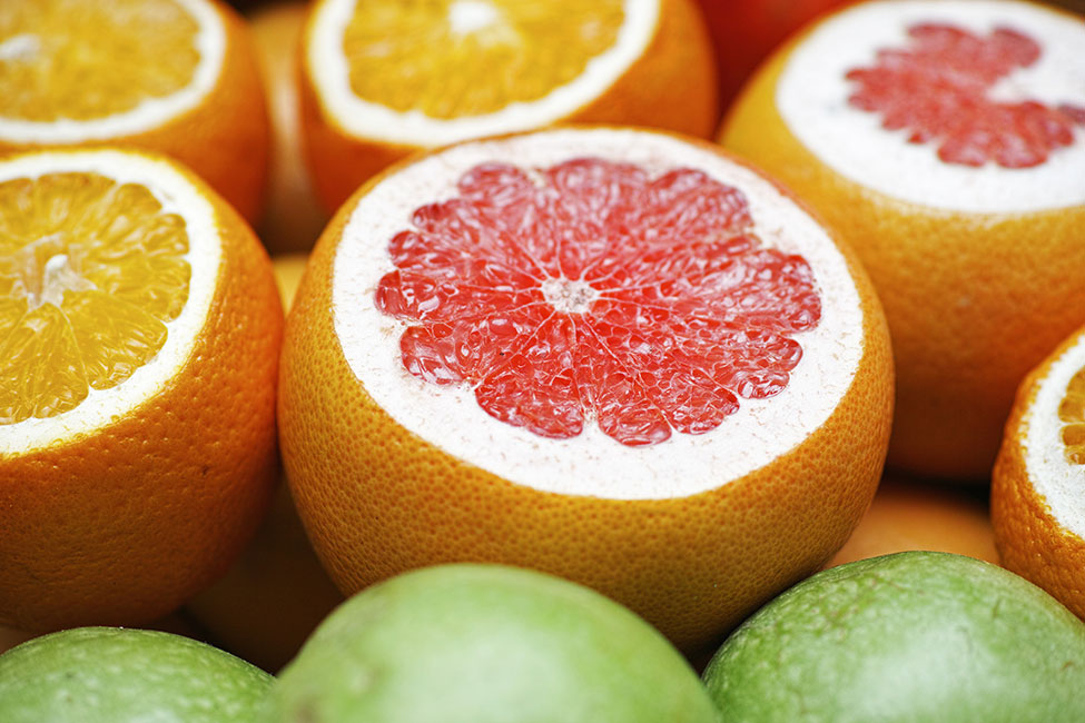 Grapefruit Detox Food