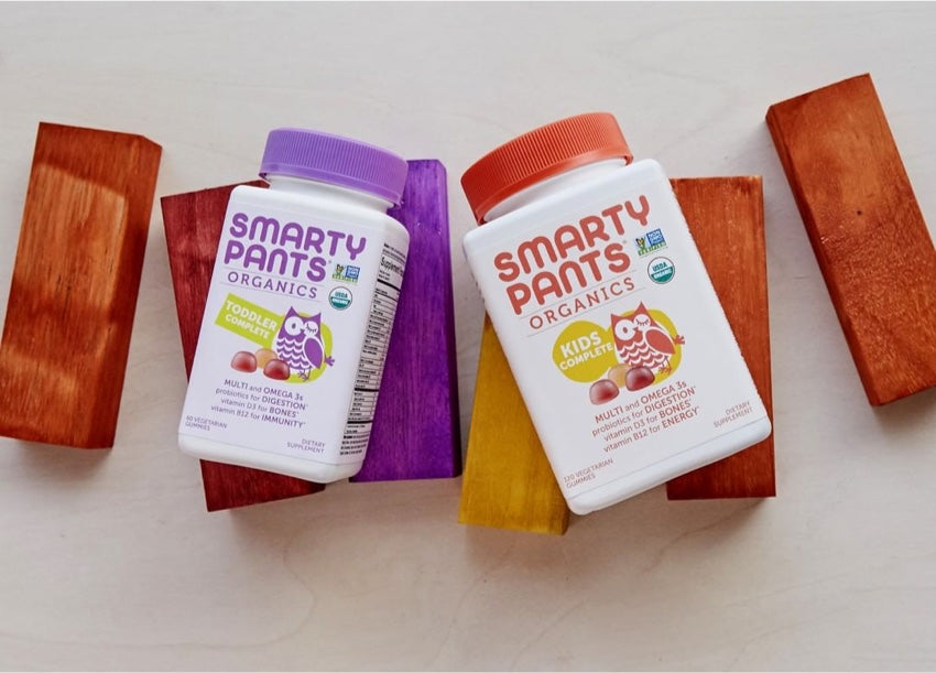 Win 1-year supply of SmartyPants for you and a friend!