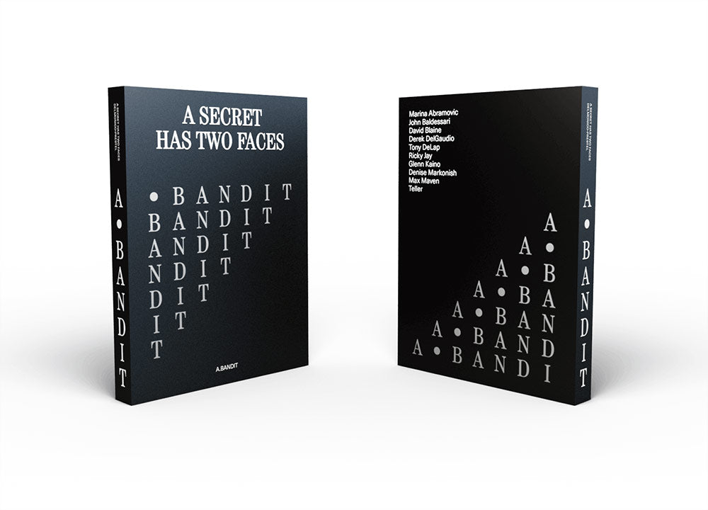 A.Bandit - A SECRET HAS TWO FACES