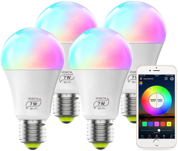 MagicLight WiFi Bulbs