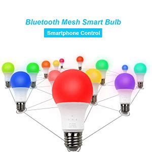 MagicConnect Bluetooth Mesh smart bulb