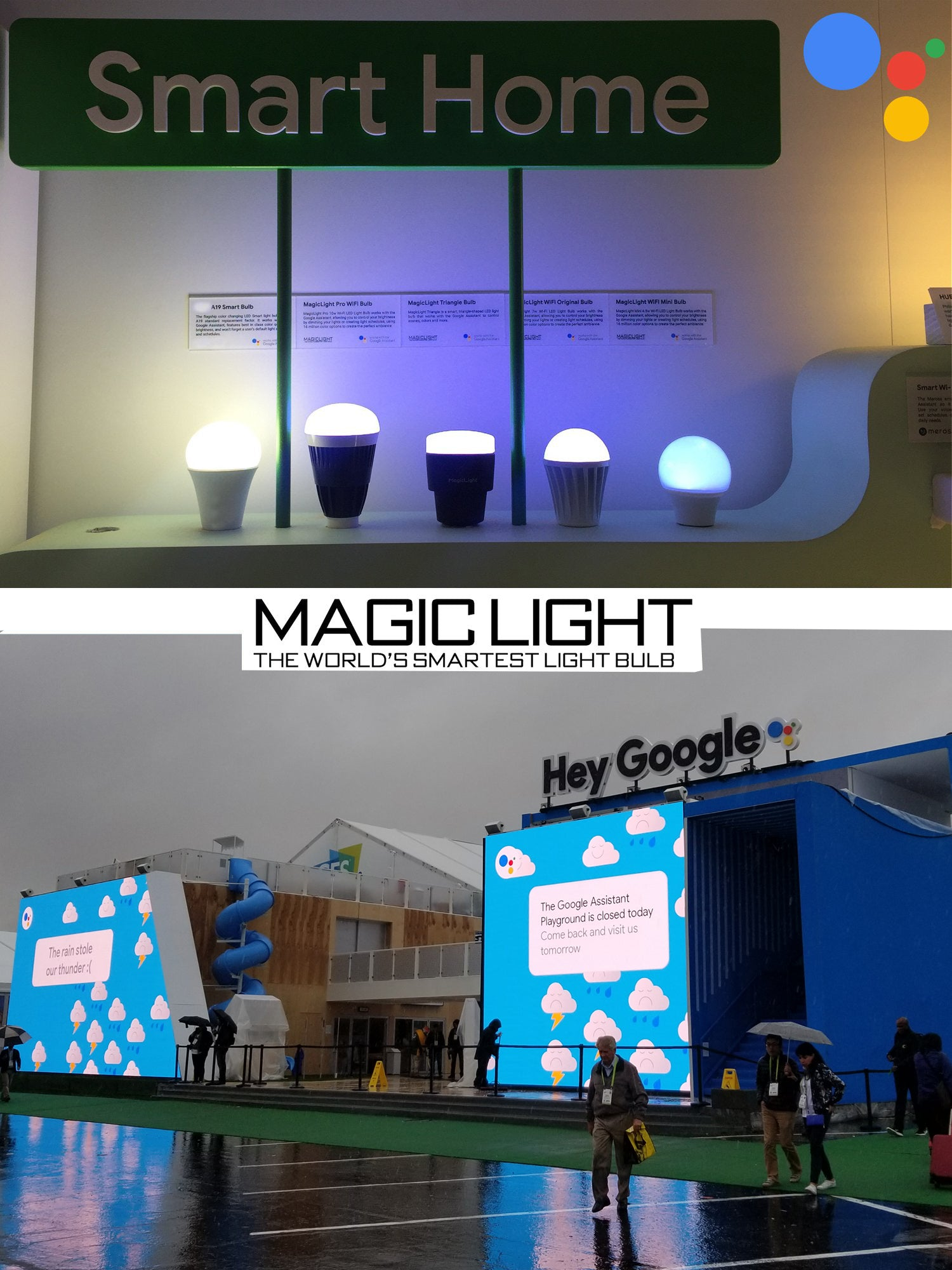Google CES Smart Home