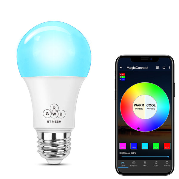 Bluetooth Mesh MagicConnect Smart Bulb
