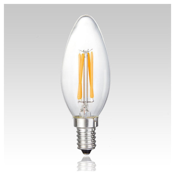 MagicLight® 6W Vintage LED Filament Candle Lights - C35