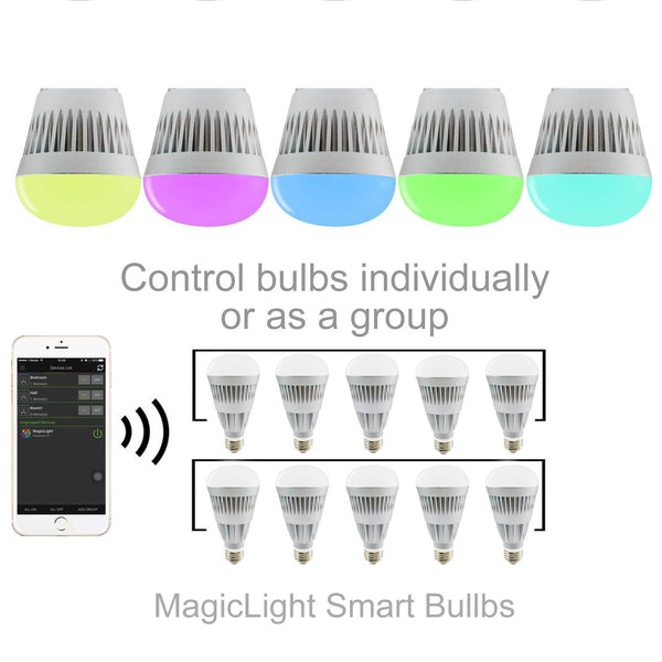 color changing led bulb