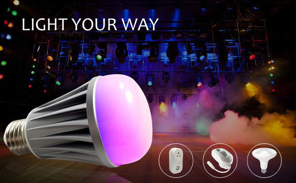 magiclight color changing bulb