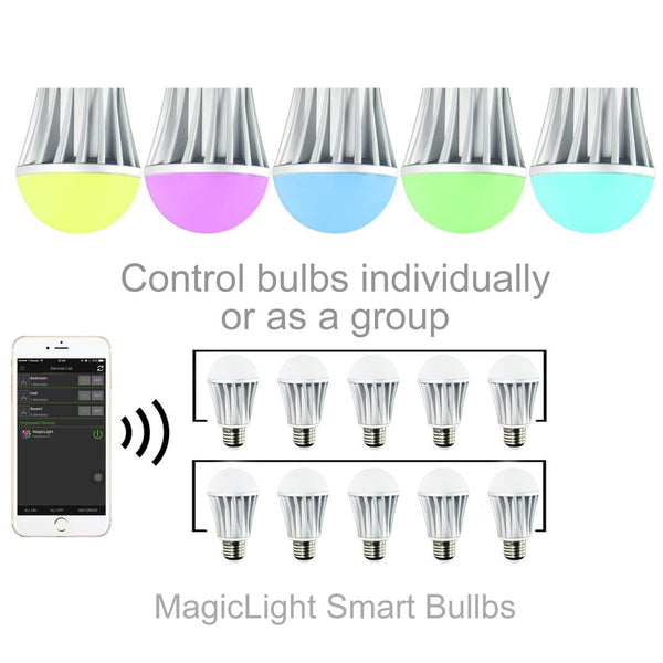 magiclight light bulbs