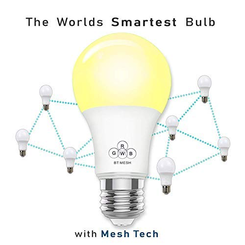 MagicConnect Bluetooth with Mesh Technology Smart Bulb 40W