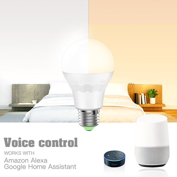 best voice control light bulb
