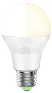 Tunable Soft White to Daylight LED Smart Light Bulb
