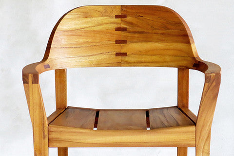 Teak Xiloa Arm Chair
