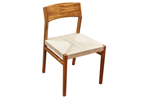 Xiloá Dining Chair, Solid Manila