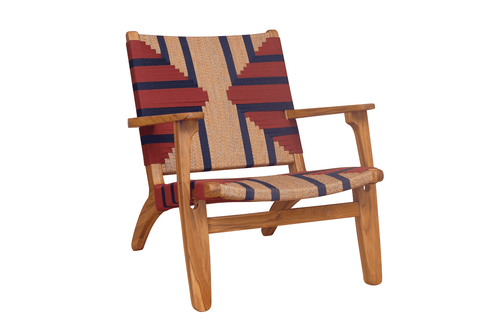 Masaya Arm Chair, Momotombo Pattern