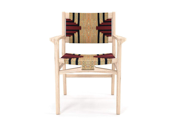 Chontales Arm Chair, Momotombo Pattern