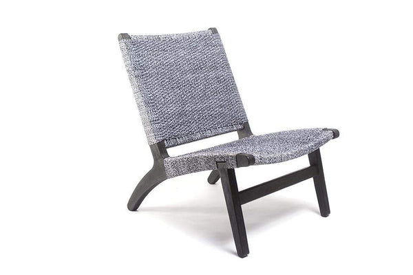 Masaya Lounge Chair, Solid Manila