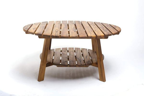 Adirondack Conversation Table - Teak