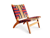 Masaya Lounge Chair, Momotombo Pattern