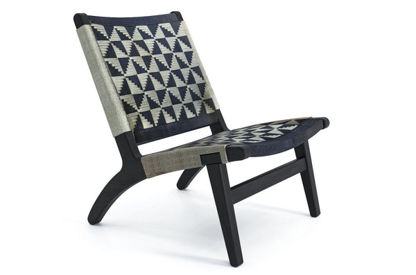 Masaya Lounge Chair, Mosaico Pattern