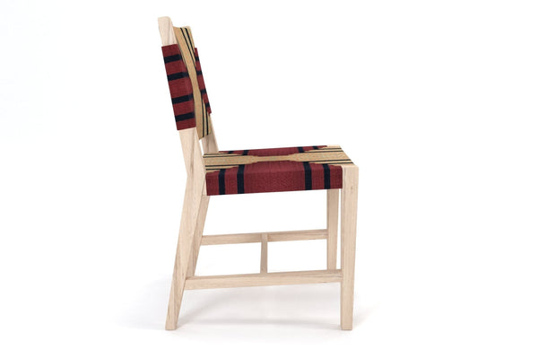 Monimbo Dining Chair, Momotombo Pattern