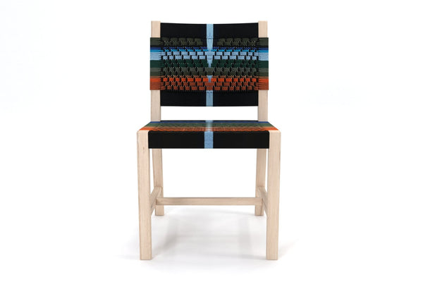 Monimbo Dining Chair, MotMot Pattern