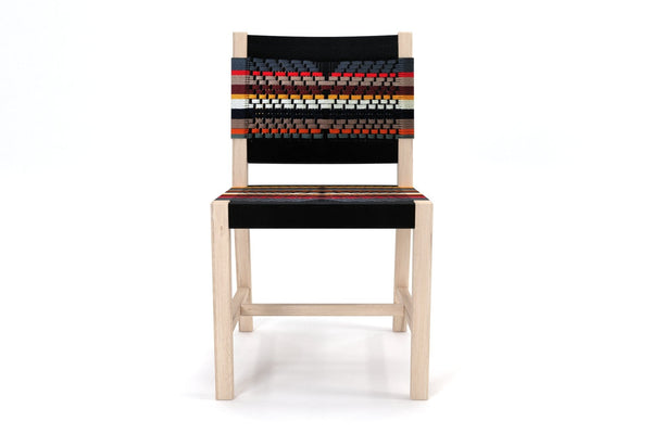Monimbo Dining Chair, San Geronimo Pattern